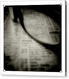 #instagram #instamood #instaweb Acrylic Print