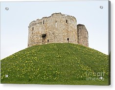 Scenes From The City Of York  Acrylic Print