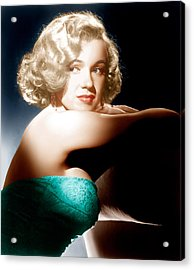 All About Eve, Marilyn Monroe, 1950 Acrylic Print by Everett