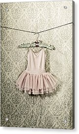 Ballet Dress Acrylic Print by Joana Kruse