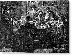 Benjamin Jonson (1573-1637) Acrylic Print by Granger
