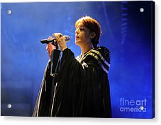 Florence And The Machine Acrylic Print