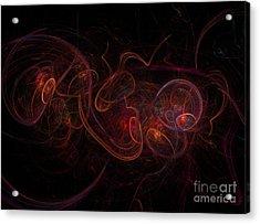 Fractal Acrylic Print