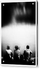 3 Free Acrylic Print by Mark Britten