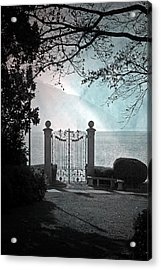Gateway To The Lake Acrylic Print by Joana Kruse