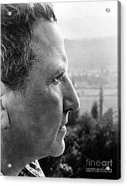 Gertrude Stein (1874-1946) Acrylic Print