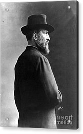 James A. Garfield, 20th American Acrylic Print by Photo Researchers