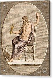 Jupiter, Roman God Acrylic Print