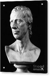 Laurence Sterne (1713-1768) Acrylic Print by Granger