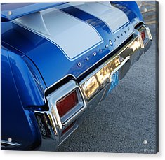 Olds C S  Acrylic Print by Rob Hans