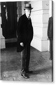 Oliver Wendell Holmes, Jr. 1841-1935 Acrylic Print by Everett