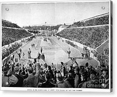 Olympic Games, 1896 Acrylic Print by Granger