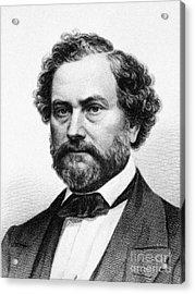 Samuel Colt (1814-1862) Acrylic Print by Granger
