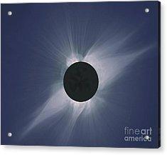 Solar Eclipse Acrylic Print by Nasa