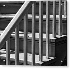 Stairs Acrylic Print by Robert Ullmann
