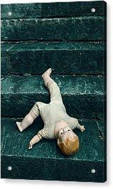 The Doll Acrylic Print by Joana Kruse