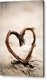 Valentine Heart Acrylic Print