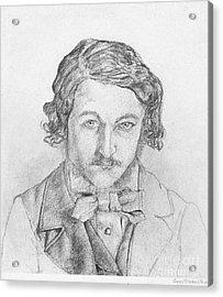 William Morris (1834-1896) Acrylic Print by Granger