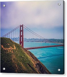Instagram Photo Acrylic Print by Kevin Henney