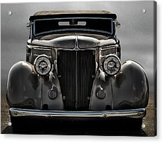 '36 Ford Convertible Coupe Acrylic Print by Douglas Pittman