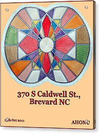 370 S Caldwell St Acrylic Print