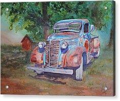 '38 Chevy Acrylic Print