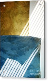 Abstract Acrylic Print by HD Connelly