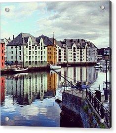 Alesund - Norway Acrylic Print
