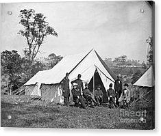 Civil War: Antietam, 1862 Acrylic Print by Granger