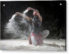 Flour Dancer Series Acrylic Print