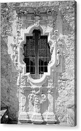 Mission San Jose Y San Miguel De Acrylic Print by Everett