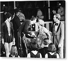 Olympic Games, 1976 Acrylic Print by Granger