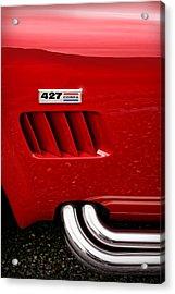 427 Ford Cobra Acrylic Print by Gordon Dean II