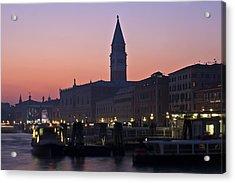 Venezia Acrylic Print by Joana Kruse