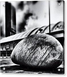 Instagram Photo Acrylic Print by Ritchie Garrod