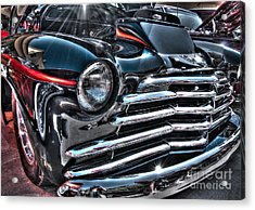 48 Chevy Convertible 2 Acrylic Print