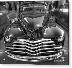 48 Chevy Convertible Acrylic Print