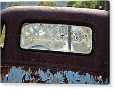 Acrylic Print featuring the photograph '48 Chevy by Paul Mashburn