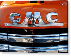Acrylic Print featuring the photograph '49 G M C by John Schneider