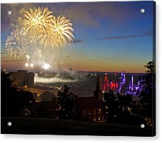 4th Of July Acrylic Print by Conor McLaughlin