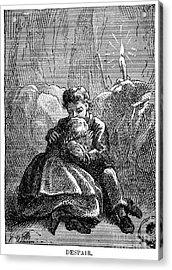 Clemens: Tom Sawyer Acrylic Print by Granger