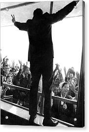 Former Vice President Richard Nixon Acrylic Print by Everett