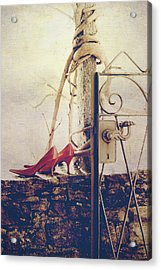 Pumps Acrylic Print by Joana Kruse