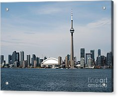 Toronto Skyline Acrylic Print by Blink Images