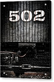 502 Acrylic Print by Colleen Kammerer