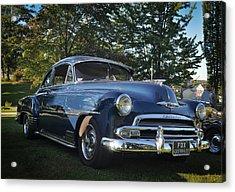 '51 Chevrolet Acrylic Print by Ronda Broatch