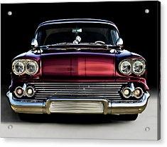 '58 Impala Custom Acrylic Print