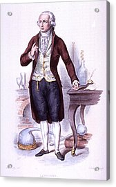 Antoine-laurent Lavoisier, French Acrylic Print by Science Source