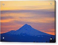 Oregon, United States Of America Acrylic Print by Craig Tuttle