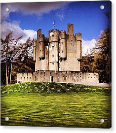 Scottish Castle Acrylic Print